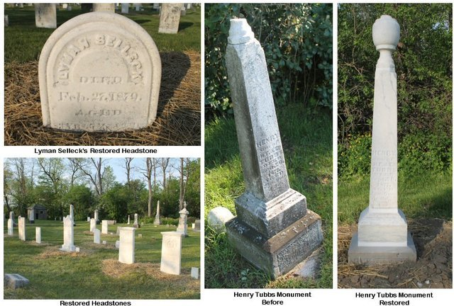 Complete Cemetery Restoration Services