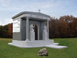 Mausoleum Gallery