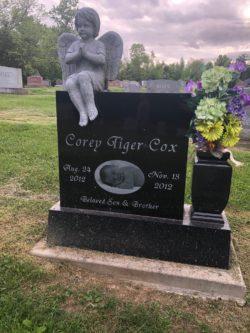 Corey Tiger Cox